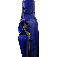 Манекен для кикбоксинга (одна нога, руки вниз, висят вдоль туловища на ременных лентах) 18-25, 130