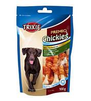 Trixie Лакомство для собак Chickies (кальций+кур.грудка). Упаковка - 100гр