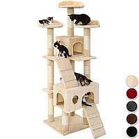 Когтеточка дерево для котів Могли (в сортименті різні кольори)