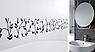 Плитка Opoczno Winter Vine White Inserto Floral Декор 290х890, фото 4
