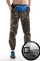 """Мужские штаны карго """"Ястребь"""" Flecktarn (Германия) есть опт, фото 1"""