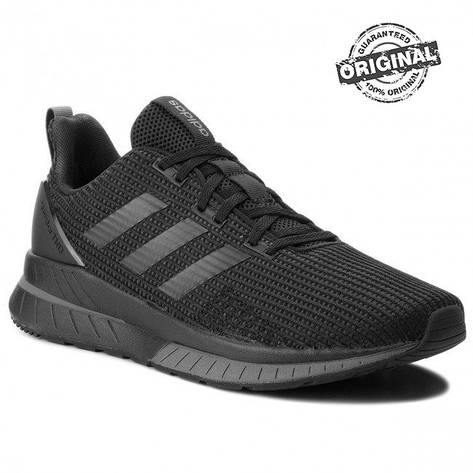 Кроссовки adidas Questar TND мужские (черный) оригинал, фото 2