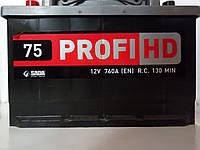Аккумулятор Profi HD 75Ah, фото 1
