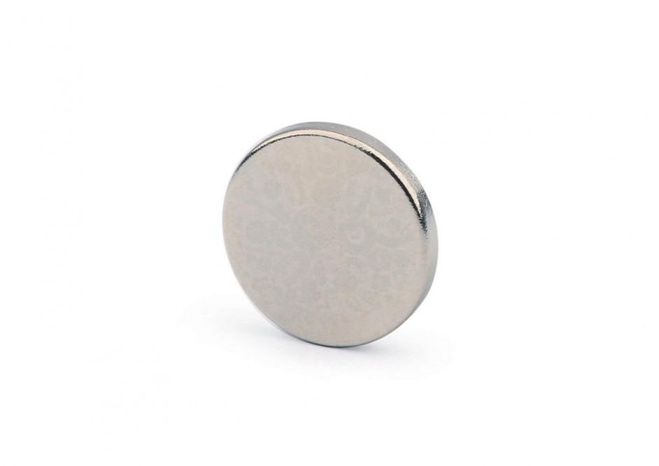 Неодимовый магнит 25 * 3 мм