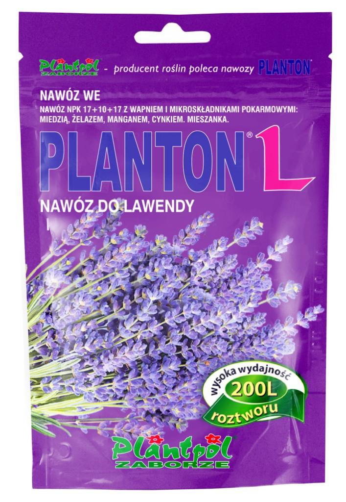 Добриво Planton L для лаванд 200г