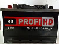 Аккумулятор Profi HD 80Ah, фото 1
