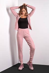Розовый спортивный костюм (Код BR-SK100-01 Розовый)