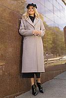 Брендовое кашемировое длинное пальто Ждана лайт 6379, фото 1