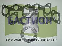 Набор Прокладок коллектора Д-260 (полный)