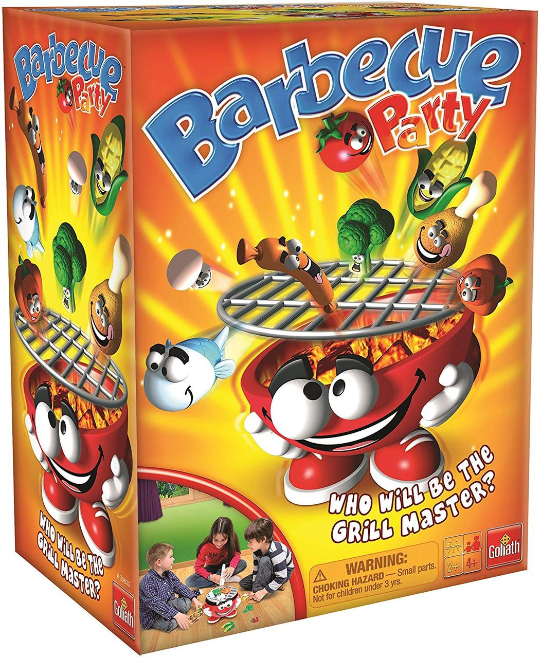 Настільна гра Barbecue Party