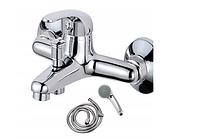 Cмеситель для ванной комнаты SAVON MEDIO + душ