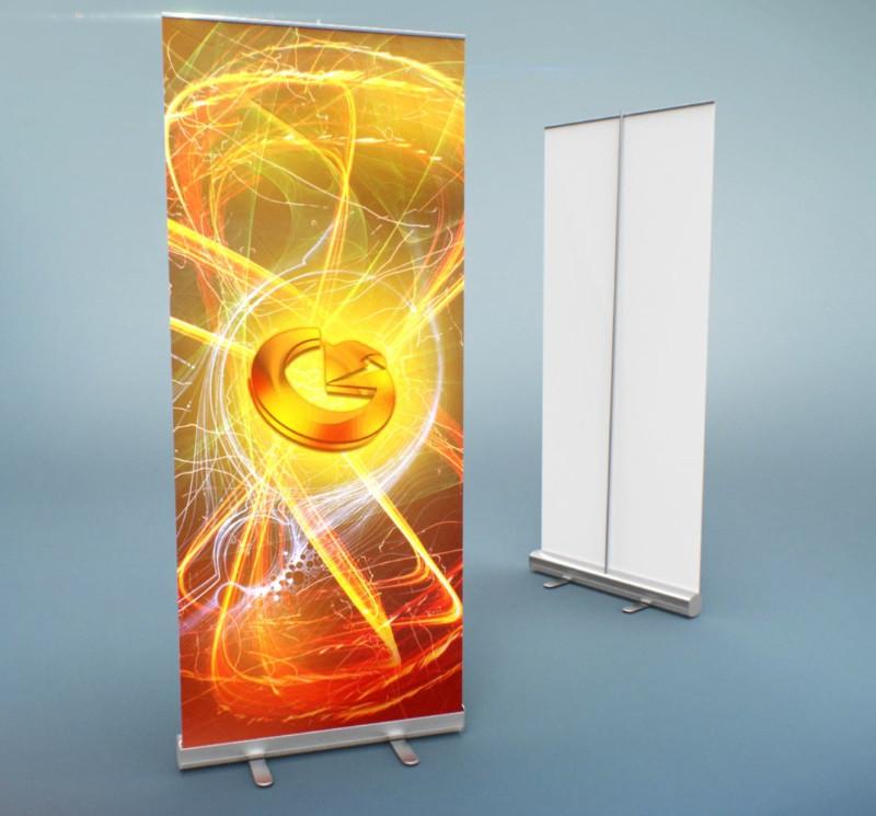 Мобільний стенд ролл-ап Standart 150x200 см