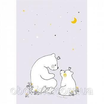 ND21151 обои Sweet Dreams nokie`s Decoprint NV Бельгия флизелиновые детские панно 1,8*2,8м