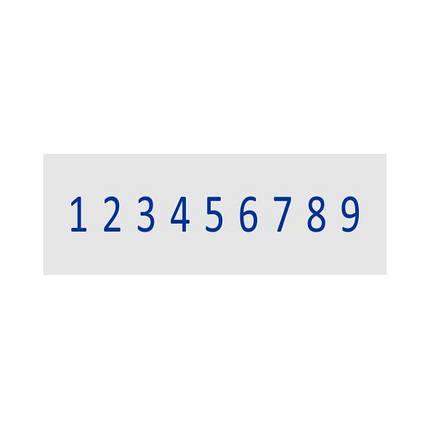Мини-нумератор 4мм, 9-ти разрядный, Shiny S-449, фото 2
