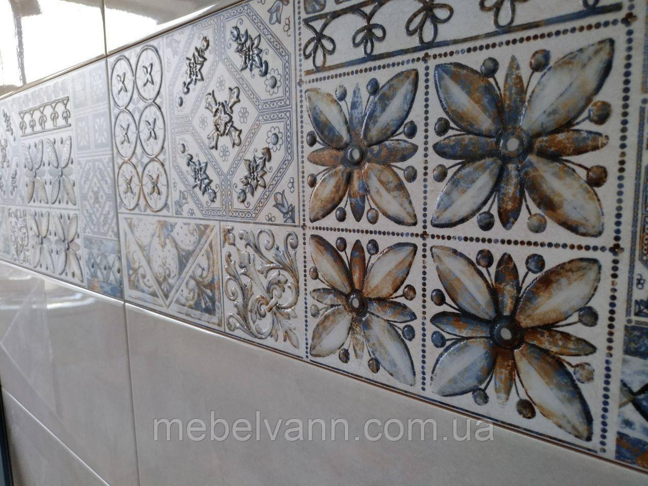 Плитка для стен  RENE РЕНЕ 23*50 Кафель для ванной