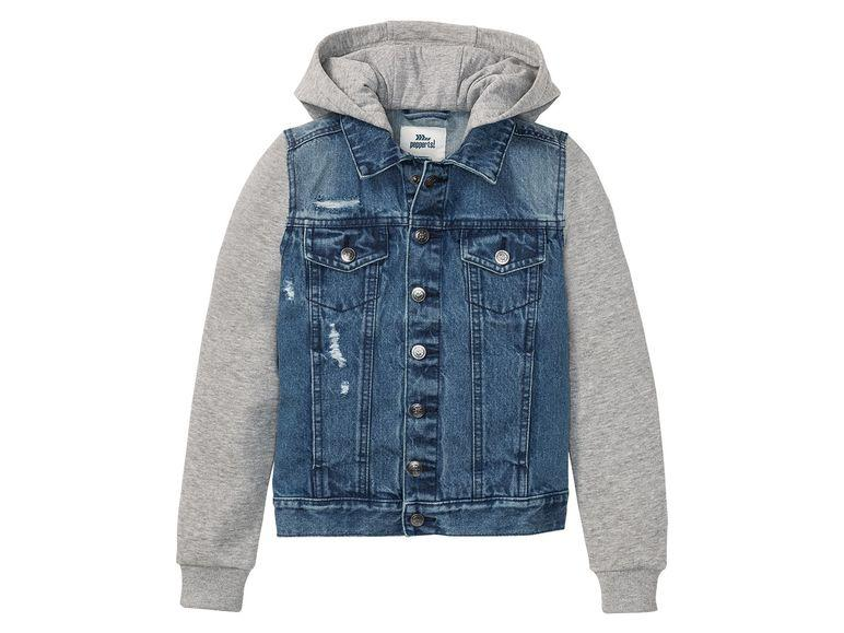 Джинсовая куртка PEPPERTS