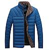 Мужская куртка полоса зима