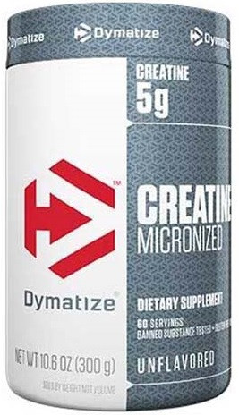 Креатин Dymatize Nutrition - Creatine Micronized (300 грамм)