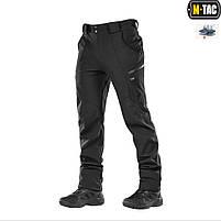 M-Tac брюки Soft Shell Winter Black // РАЗМЕР УТОЧНЯЙТЕ, фото 3