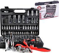 Набор инструментов 108 ед. в кейсе INTERTOOL ET-6108