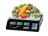 Весы для торговли Vilgrand VES-4V-40 (40кг)
