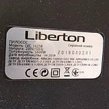Пылесос с мешком LIBERTON LVC-1625B, фото 2