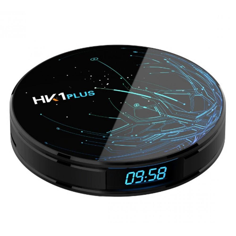 HK1 Plus 4/64   S905X2   Смарт ТВ Приставка   Smart TV Box (+ Налаштування)