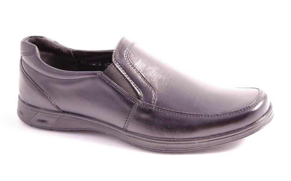 Туфли мужские черные Romani 5710205 р.40-45