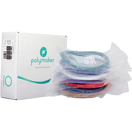 Пластик в котушці PolySmooth Polymaker,1,75 мм, 50 гр (пробник), фото 2
