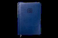 Щоденник датований 2020 BRAVO (Soft), A6, синій