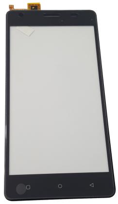 Сенсорный экран (тачскрин) для телефона Oukitel C5, черный