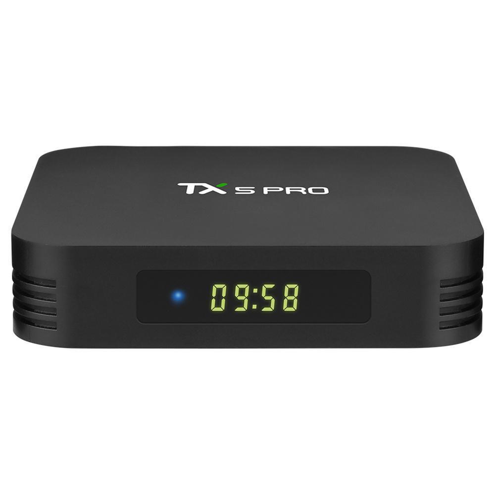 Tanix TX5 Pro 4/32 | S905X2 | Смарт ТВ Приставка | Android TV Box