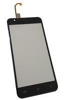 Сенсорный экран (тачскрин) для телефона Oukitel U7 Plus, U7 Max, черный