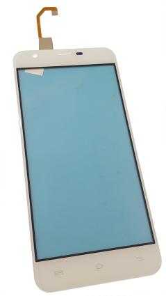 Сенсорный экран (тачскрин) для телефона Oukitel U7 Plus, U7 Max, белый