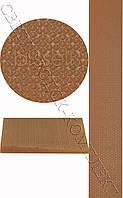Косяки п/у BISSELL, art.10114T, р. 40*320*4/2 мм, цв. бежевый