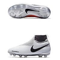 Футбольные бутсы Nike phantom vision ELITE DF FG/MG AO3289-060 JR, фото 1