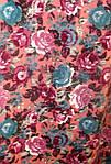 Платье  женское , длинное, сиреневое,летнее ,свободного кроя, 48, 50,52, фото 2