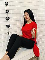 Брючна піжама для любительок комфорту, піжама штани і футболка 068., фото 1