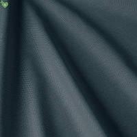 Однотонная декоративная ткань перламутровый темно-серой тефлон DRM-83169