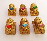 Статуэтки сувениры Мышка малютка 2*3*1,5 см, фото 4