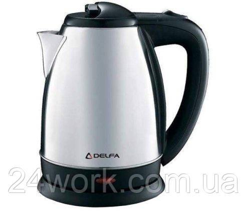 Электрочайник Delfa DK-3000 X
