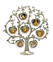Фоторамка Семейное дерево 7 фото яблоко