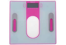 Ваги напольні Saturn ST-PS 0237 Pink