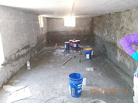 Гідроізоляція підвалів, террас, фундаментів, фото 3