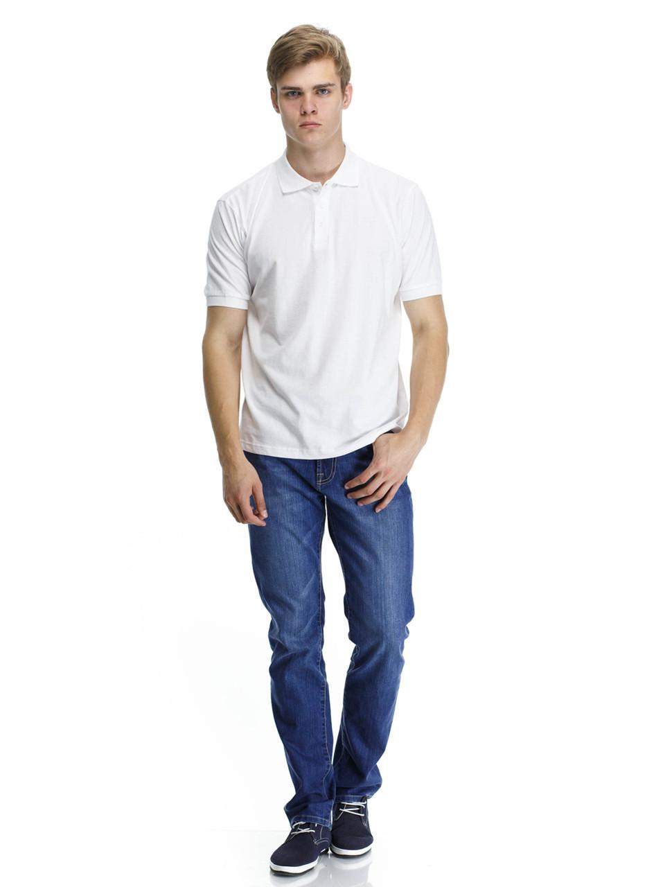 Поло Montana 21169 White
