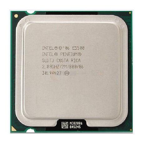 Процессор Е 5500 б.у