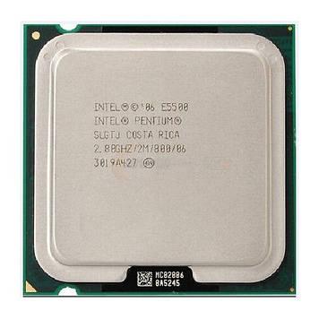 Процессор Е 5500