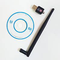 USB WiFi адаптер с длинной антенной, LV-UW03