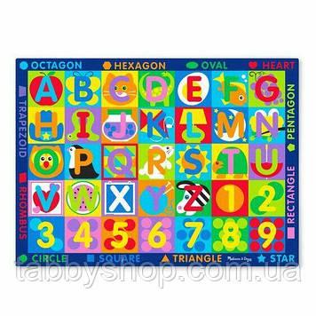 """Игровой коврик Melissa & Doug """"Английский алфавит"""""""