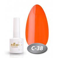 Гель-лак Nice for you Professional 8,5 ml №С38
